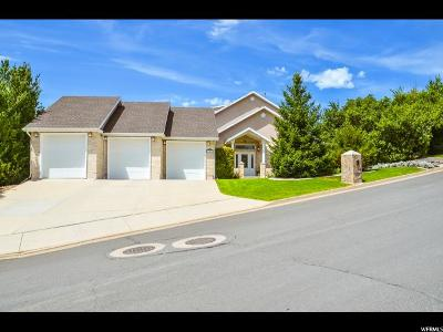 Davis County Single Family Home For Sale: 2179 Country Oaks Dr