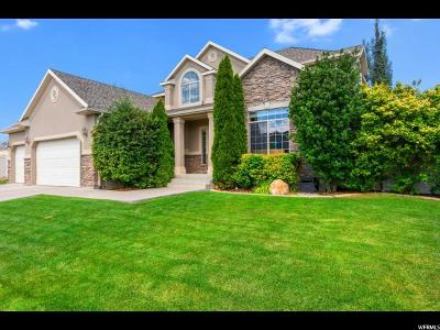 Lehi Single Family Home Under Contract: 1306 N 1800 W