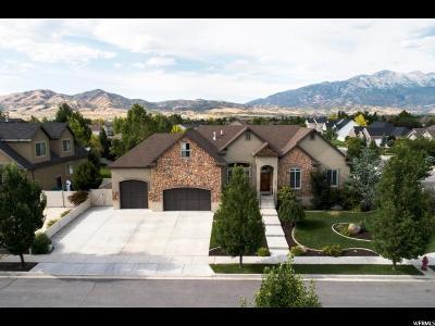 Lehi Single Family Home For Sale: 1437 E 2280 N
