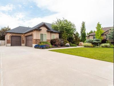Draper Single Family Home For Sale: 12072 S Katelyn Park Ct E