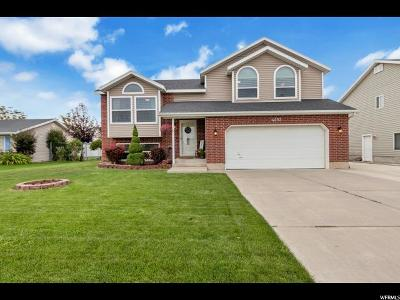 Roy Single Family Home Under Contract: 4692 S 4000 W