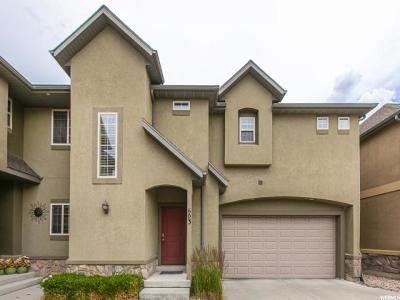 Draper Townhouse For Sale: 603 E Wyngate Pointe Ln S