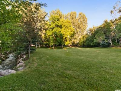 Weber County Residential Lots & Land For Sale: 1096 E 5250 S