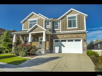 South Jordan Single Family Home Under Contract: 10453 S Walnut Canyon Ln