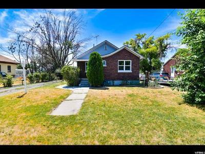 Provo Single Family Home For Sale: 1233 W 600 S