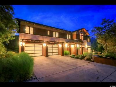 Draper Single Family Home Under Contract: 1803 E Seven Oaks Ln S