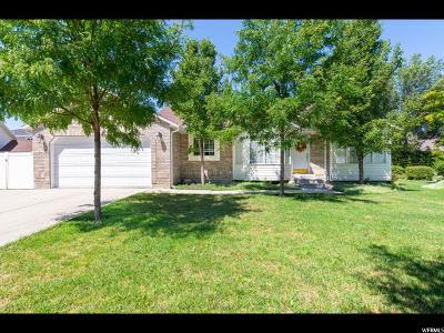 Midvale Single Family Home For Sale: 7740 S Devin Pl E