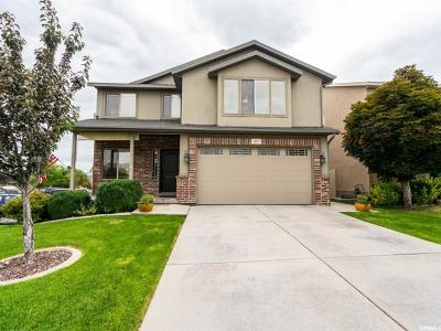 Herriman Single Family Home For Sale: 13277 S Woods Park Dr W