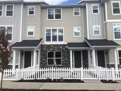 Herriman Townhouse For Sale: 5243 W Linley Ct S #53