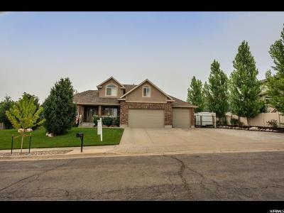Davis County Single Family Home For Sale: 1997 E 1275 N