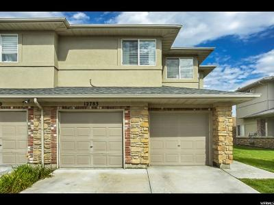 Riverton Townhouse Under Contract: 12783 S Stormy Meadow Dr