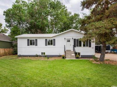 Wasatch County Single Family Home For Sale: 271 S 200 W