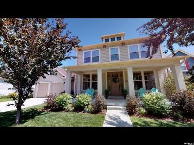 South Jordan Single Family Home For Sale: 10337 S Millerton Dr