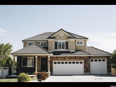 Lehi Single Family Home For Sale: 831 W 3350 N