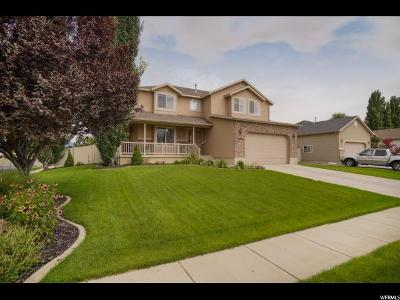 Davis County Single Family Home Under Contract: 1986 N 2530 W