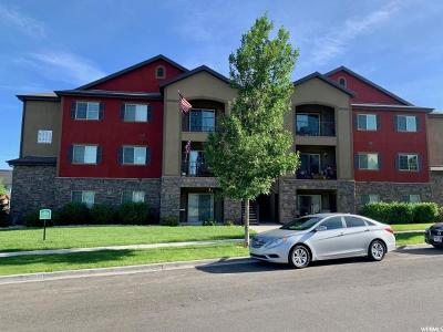 Saratoga Springs Condo For Sale: 157 E Jordan Ridge Blvd #305