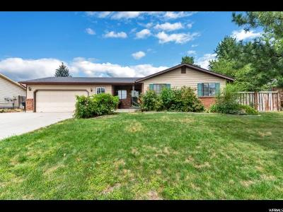 Orem Single Family Home Under Contract: 328 W 765 S