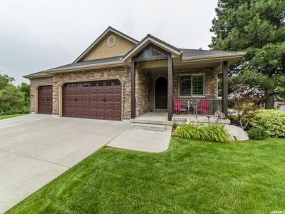 Weber County Single Family Home For Sale: 1856 Mountain Pines Ln
