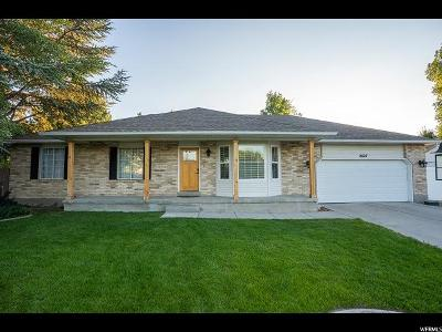 South Jordan Single Family Home For Sale: 2627 W Cherry Park Ln