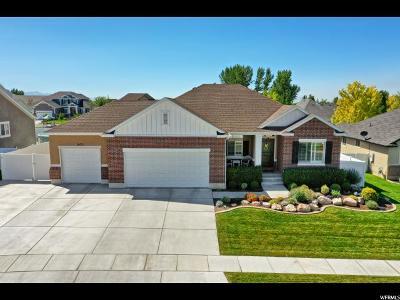 Davis County Single Family Home For Sale: 1633 W 1000 S