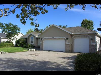 West Jordan Single Family Home For Sale: 4427 W 8970 S