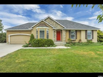 South Jordan Single Family Home For Sale: 11687 S Harvest Moon Ct W