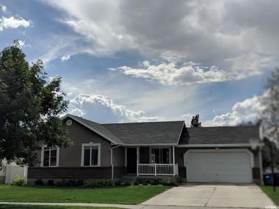 American Fork Single Family Home Under Contract: 465 N 520 W