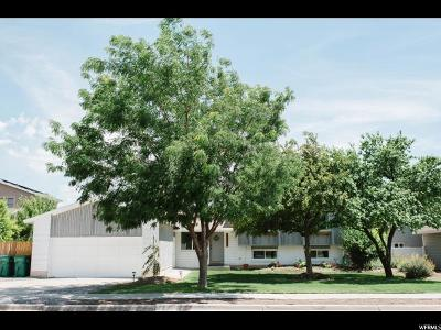 Riverton Single Family Home For Sale: 12737 S Gilbert Dr W