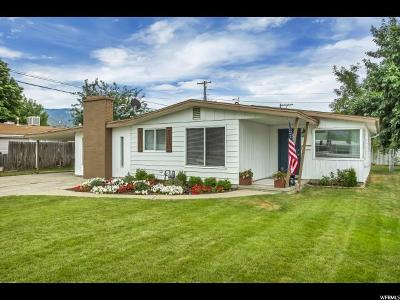 Bountiful Single Family Home Backup: 265 W 1050 N