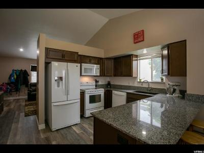 Roy Single Family Home Under Contract: 3320 W 4725 S