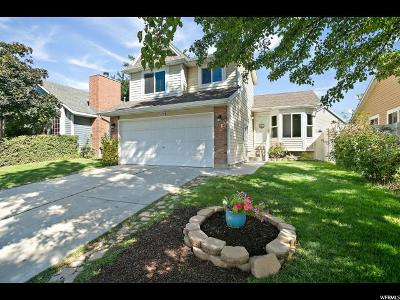 West Jordan Single Family Home Under Contract: 3100 W 8525 S