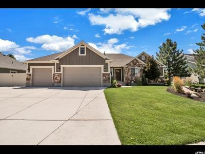 Springville Single Family Home For Sale: 1232 E 1150 S