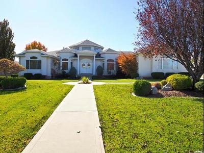 West Jordan Single Family Home For Sale: 2283 W Kensington Park Dr S