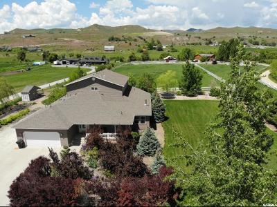 Preston Single Family Home For Sale: 2743 E Read Ln