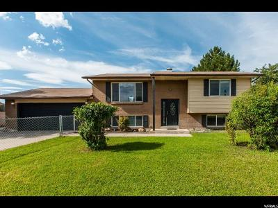 West Jordan Single Family Home Under Contract: 4950 W Muirkirk Rd