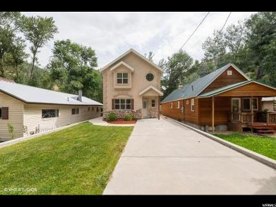 Provo Single Family Home For Sale: 6760 N Fairfax Dr E