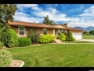 Spanish Fork Single Family Home Under Contract: 586 N 500 W