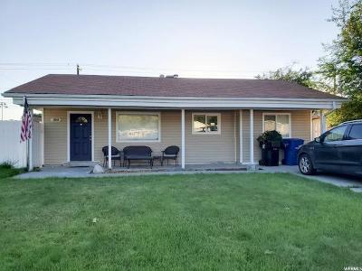 Sandy Single Family Home For Sale: 10148 S Peony Way E