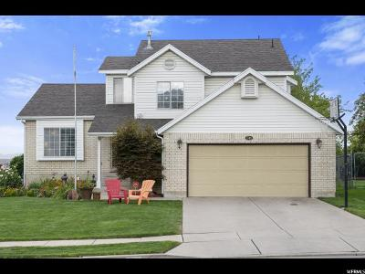 Kaysville Single Family Home For Sale: 1746 S 300 E