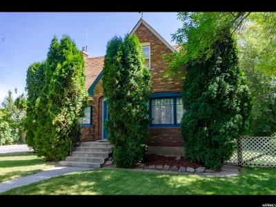 Hyrum Single Family Home For Sale: 143 S 600 E