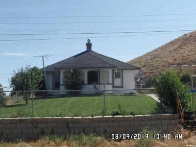 Price UT Single Family Home For Sale: $175,000