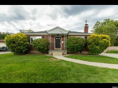 Midvale Single Family Home For Sale: 7425 S Halelani Dr