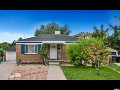 Provo Single Family Home Under Contract: 667 N 410 W