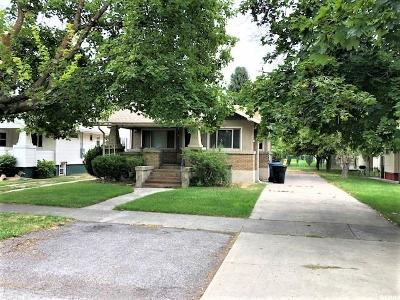 Single Family Home For Sale: 173 W 300 N
