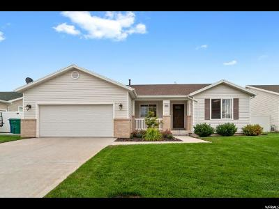Roy Single Family Home Under Contract: 4053 W 5050 S