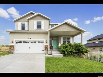 Saratoga Springs Single Family Home For Sale: 304 W Rocky Creek Way