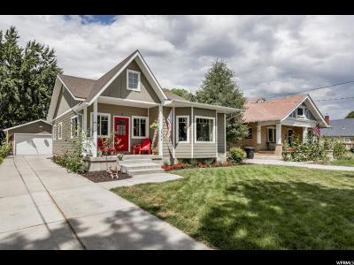Wasatch County Single Family Home Under Contract: 344 W Center St
