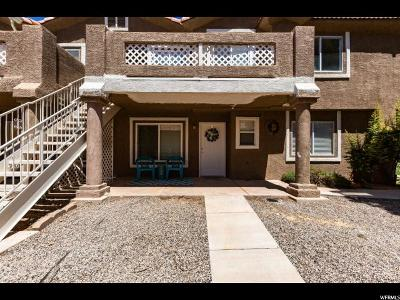 St. George Condo Under Contract: 1238 W 360 N #5