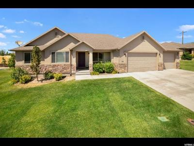 Lehi Single Family Home For Sale: 174 W 2280 N