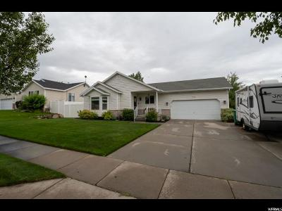 West Jordan Single Family Home Under Contract: 5950 W Jackling Way S